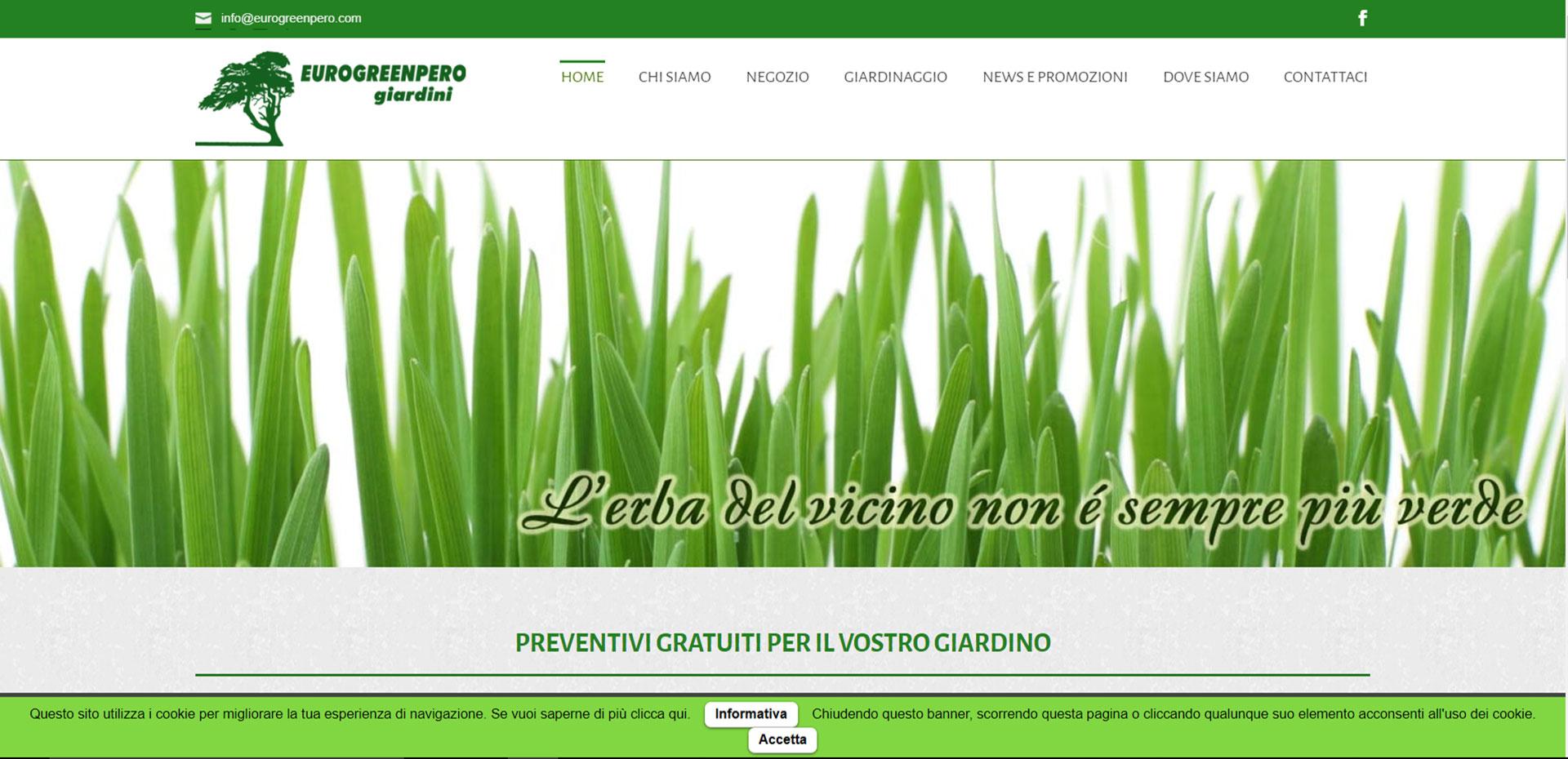 realizzazione sito internet Monza Milano