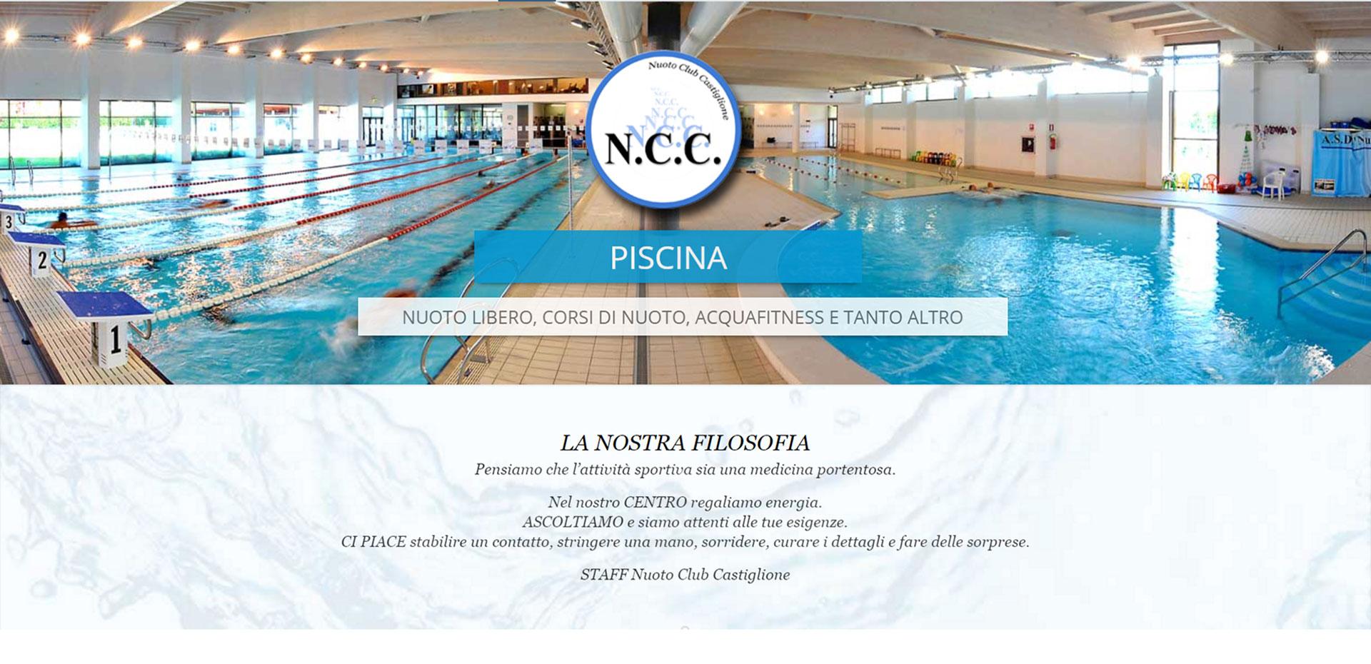 Centro piscine di Castiglione